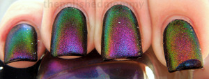 full details and more pics:http://www.thepolishedmommy.com/2012/08/the-dark-side-of-rainbow.html