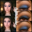 Blue! :))