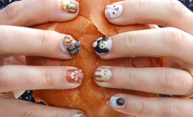 Blog Love: Burgers and Nails!