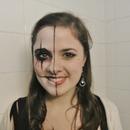 Twoface inspired Halloween Makeup