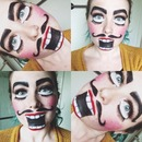 Nutcracker Makeup (part 1)