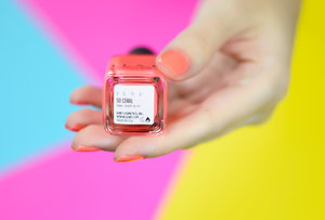 So Coral is a soft neon coral crelly nail polish that dries glossy and screams summertime! Incredibly bright and fun, So Coral is just perfect for those bright summer days! - www.ILNP.com
