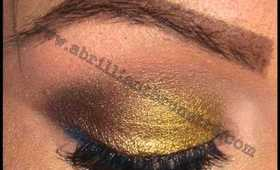 Gold and Blue Eyes feat. Glamour Doll and wet n wild