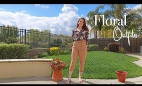 Floral Outfit Ideas | 2020