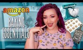 TOP 10 AMAZON BAKING ESSENTIALS: My MUST HAVE List