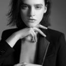 Test shoot for Lucie/ Bohemia Model Management