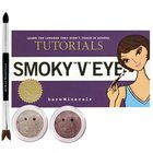 "Bare Escentuals Smoky ""V"" Eye Tutorials"