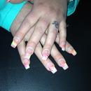 acryl nails