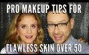 Pro Makeup Tips For Flawless Skin For Mature Women | mathias4makeup