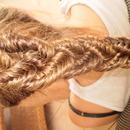 Triple Fishtail Braid
