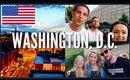 MY FIRST EXPERIENCE OF AMERICA | SCOTLAND TO WASHINGTON DC, USA 2019