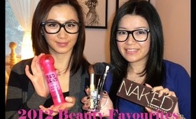 Best of Beauty 2012: Makeup and Hair Favorites
