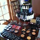 Another display of Motives Cosmetics!