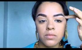 Princess Jasmine Makeup Tutorial Collaberation