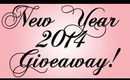 New Year 2014 International Giveaway! (OPEN) Sponsored by Bornprettystore