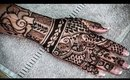 2018 EID FULL HENNA DESIGN | HAPPY EID