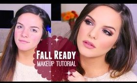 FALL Ready   Makeup Tutorial