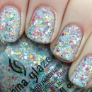 China Glaze It's a Trap-eze!