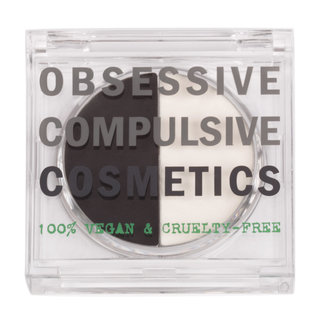 Obsessive Compulsive Cosmetics Lip Balm Duo: Tarred & Feathered