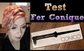 Test - Fer conique Conico de Enzo Milano