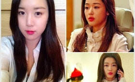 Jun Ji Hyun Makeup Tutorial ♥ 전지현 '별에서 온 그대'