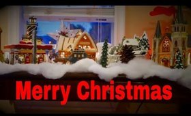 MERRY CHRISTMAS A MESSAGE FOR YOU