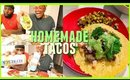 COOK WITH ME TACO TUESDAY  + Easy Street Tacos at Home