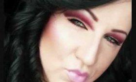 I re-created Sori's makeup look ;)