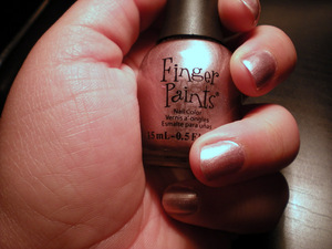 Nails: Finger Paints Nail Polish in Mystery Muse