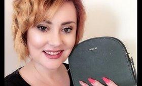 Angela Roi Luna Cross Body Ethical Vegan Leather Handbag Review