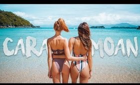CARAMOAN ISLAND - A Hidden PARADISE In The PHILIPPINES