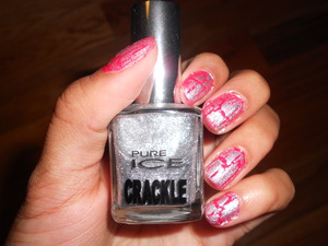 Silver Crackle! http://superbeautyguru.hostei.com
