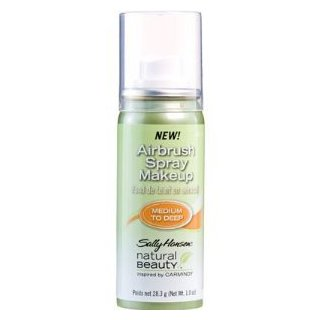 Sally Hansen Natural Beauty Airbrush Spray Makeup