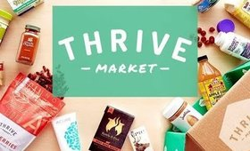 My First Thrive Market Unboxing | April 2020
