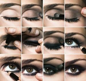 Smoky Eye Make-up