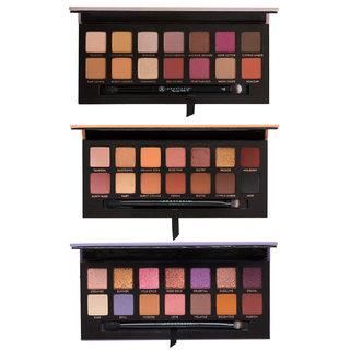 Modern Renaissance + Soft Glam + Norvina Eye Shadow Palette Bundle (Black Friday Special)