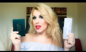 Sigma Beauty Viper Eyeshadow Palette & Dose Of Colors Snow Angels