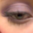 Wearable Purple Smoky Eye