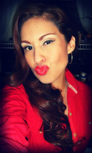 Revlon Red Velvet Lip Butter <3