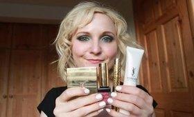 Brand New Yve Saint Laurent Makeup Cosmetics Review