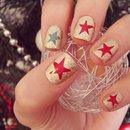 Chrismas nails