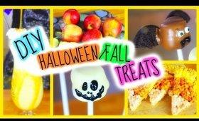 ♥ Easy DIY Halloween/Fall Treats ♥