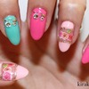 Japanese Summer Nail Art