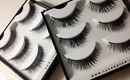 LUXE False Lashes Review & GIVEAWAY