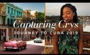 Traveling to CUBA 2019! | Vacation Vlog ft. FT. Janet Collection EZ Tex Braids