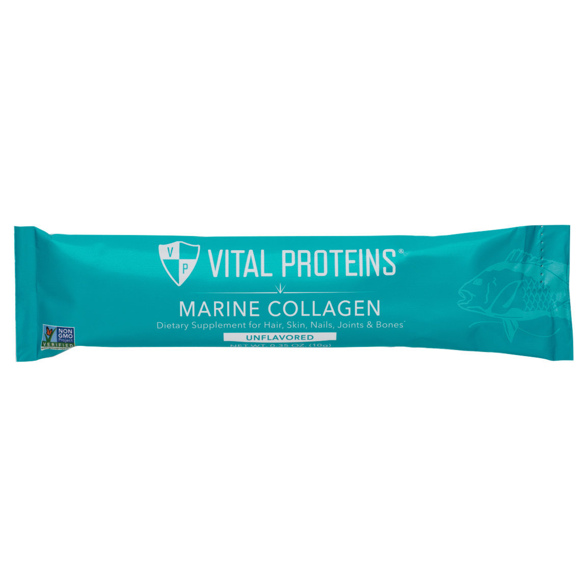 Vital Proteins Marine Collagen Stick Packs product swatch.