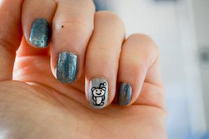 Reddit alien nail!