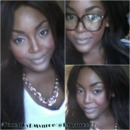 """""""With or Without"""": #LOTD #MOTD #FacedByBMynroe"""