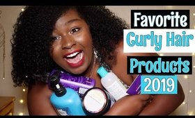 Fave Curly Hair Products of 2019