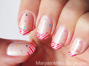 Here's a reason to lick--never bite--your nails :) http://www.facebook.com/maryam.maquillage